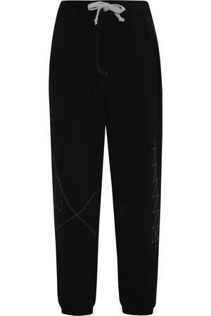 Ruban Jersey Trousers