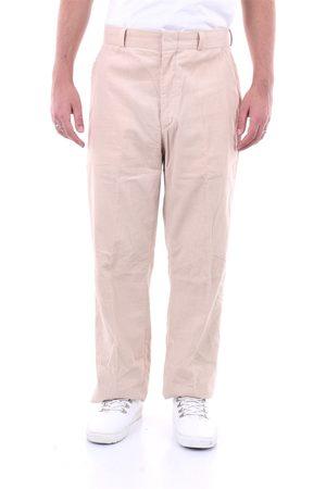 Alanui Trousers Regular Men Beige