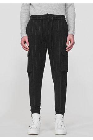 Antony Morato Pinstripe Combat Trouser Colour: