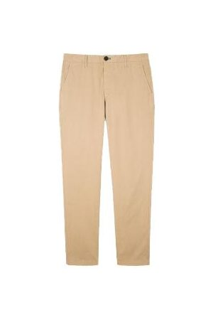Paul Smith Slim Fit Stitched Chino Beige