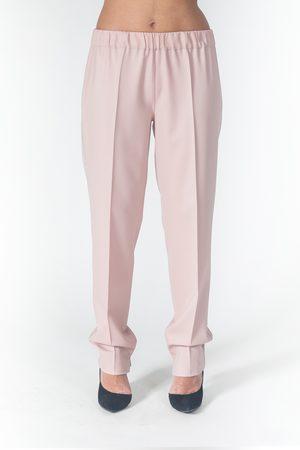 D.EXTERIOR Pantalone con dettaglio luminoso