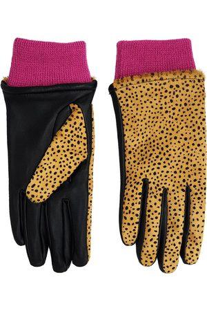 Nooki Margie Leopard Gloves