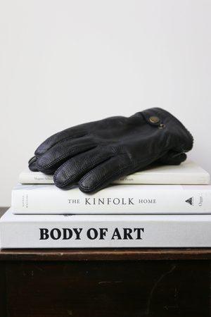 Hestra Men's Utsjö Elk Leather Gloves