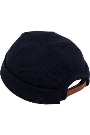 BÉTON CIRÉ B ton Cir Knitted Miki Sailors Hat Black
