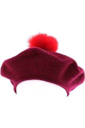 Paul Smith Women Hats - Hats hat Women Burgundy