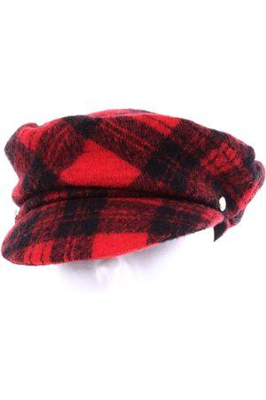 MOMONÍ MOMONÌ Hats Visors Women and black