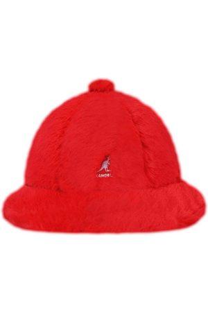 Kangol Faux Fur Casual - Red