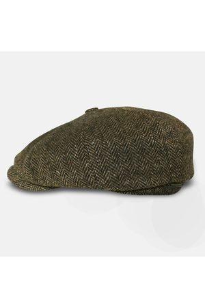 Stetson Cap - Hatteras Wool Herringbone