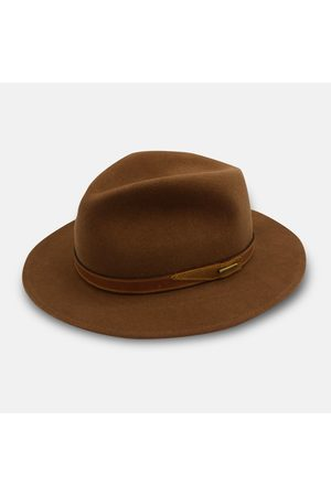 Stetson Hat - Traveller Vitafelt - Chocolate