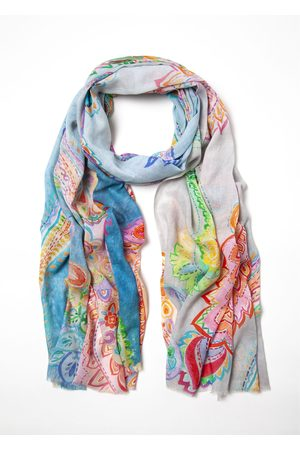 Ombre London Paisley Scarf