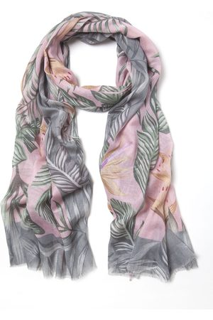 Ombre London Palm Scarf