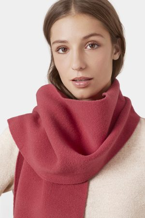 Colorful Standard Raspberry Scarf