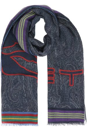 Etro MEN'S 1000740080200 MULTICOLOR SCARF