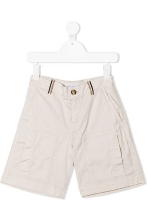 Brunello Cucinelli Knee-length chino shorts