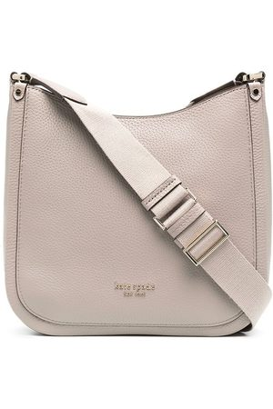 Kate Spade Roulette medium messenger bag - Neutrals