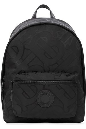 Burberry Monogram jacquard backpack