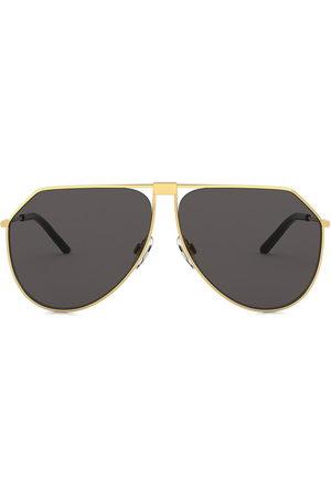 Dolce & Gabbana Men Aviators - Slim aviator sunglasses