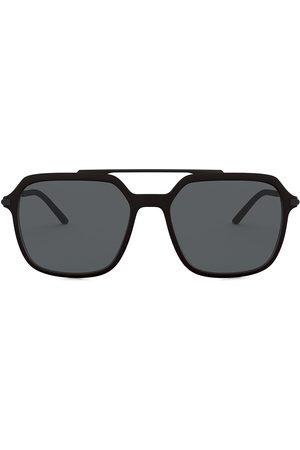 Dolce & Gabbana Men Aviators - Slim aviator-frame sunglasses