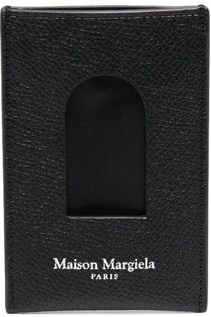 Maison Margiela Signature four-stitch logo wallet