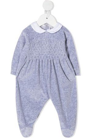 SIOLA Diamond knit pattern pyjamas - Grey