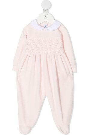 SIOLA Pajamas - Diamond-knit pattern pyjamas