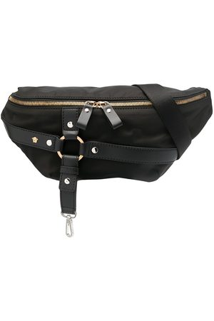 VERSACE Harness detail belt bag