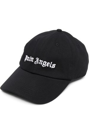 Palm Angels Embroidered logo cap