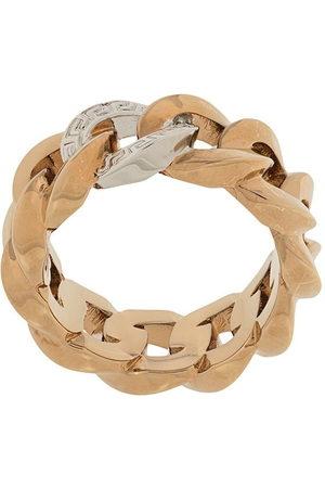 VERSACE Rings - Medusa chain ring
