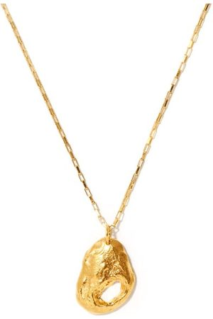 Alighieri The Clouds In Your Mind 24kt -plated Necklace - Womens