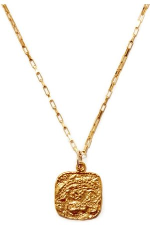 Alighieri The Baby 24kt -plated Necklace - Womens