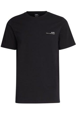 A.P.C. Men Short Sleeve - Item t-shirt