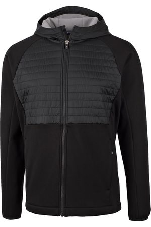 Cutter & Buck Men's Discovery Hybrid Hooded Jacket