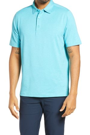 Cutter & Buck Men's Forge Drytec Heathered Performance Polo