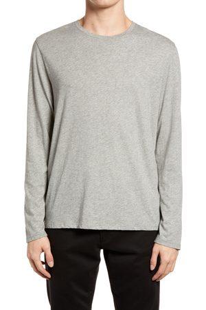 Vince Men's Slim Fit Long Sleeve Crewneck T-Shirt
