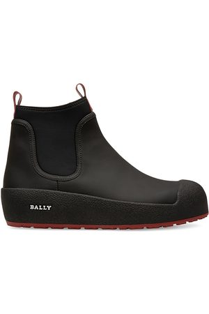 Bally Men's Cubrid Ankle Boots - - Size 10