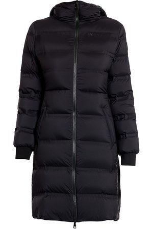 Moncler Women's Sceptrum Nylon Puffer Jacket - - Size 2 (Medium)
