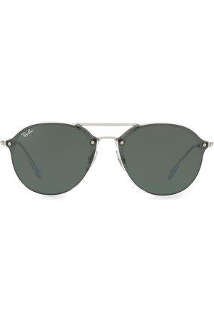 Ray-Ban RB4292 62MM Blaze Double-Bridge Round Sunglasses