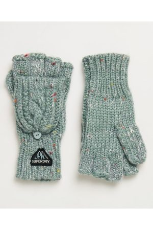 Superdry Women Gloves - Gracie Cable Gloves