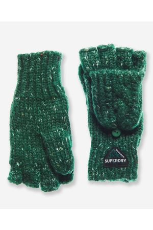 Superdry Gracie Cable Gloves