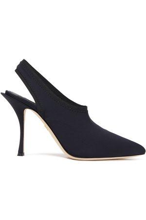 Dolce & Gabbana Woman Lori Stretch-jersey Slingback Pumps Size 37