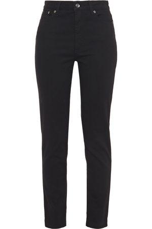 Dolce & Gabbana Woman Appliquéd High-rise Skinny Jeans Size 38