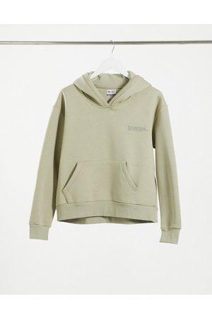 HIIT Signature hoodie in green
