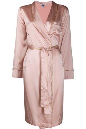 Gilda & Pearl Women Bathrobes - Backstage silk robe