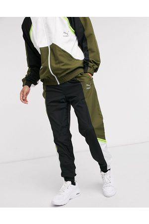 PUMA TFS woven sweatpants khaki