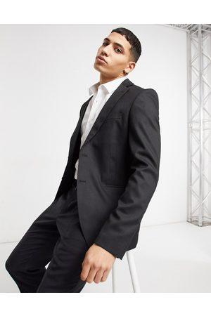Bolongaro Plain super skinny suit jacket in