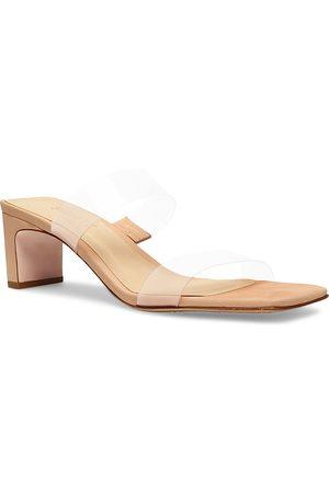 Schutz Women's Taina Slip On High Heel Sandals