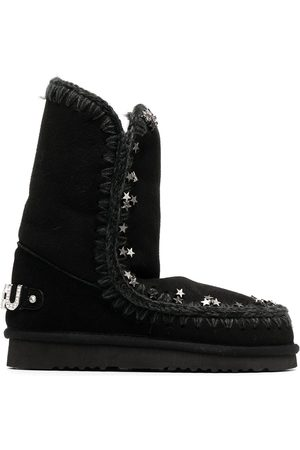 Mou Star stud snow boots