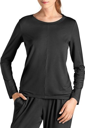 Hanro Long Sleeve Yoga Top
