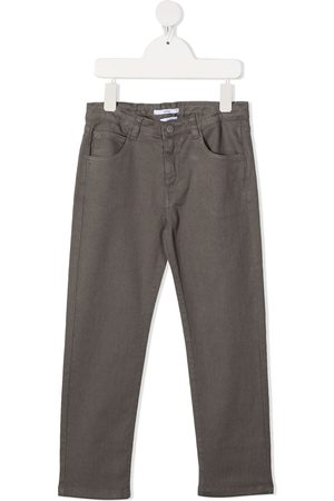 KNOT Straight leg trousers - Grey