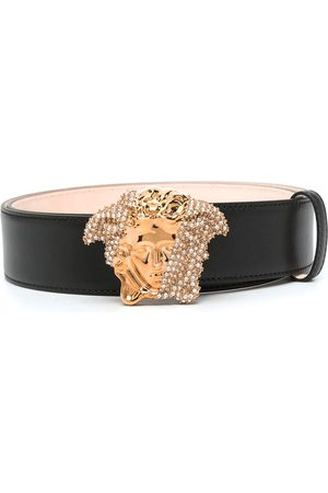 VERSACE Men Belts - Palazzo Dia crystal belt